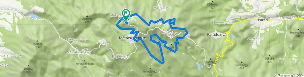 Mátra Maraton Rövid/Short 2021