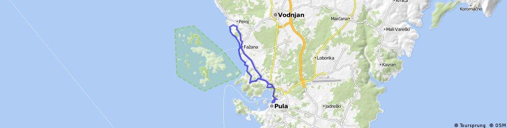 Peroj-Pula-Peroj