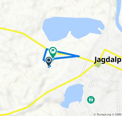 Unnamed Road to Unnamed Road, Jagdalpur