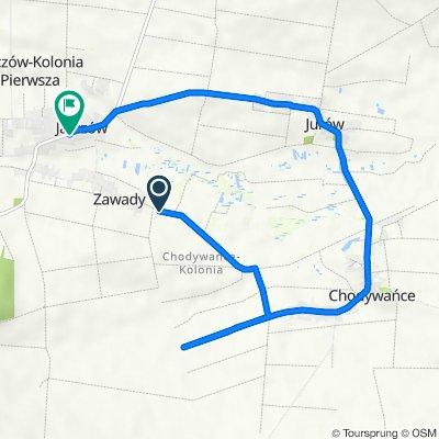 Trasa do Targowa 1, Jarczów