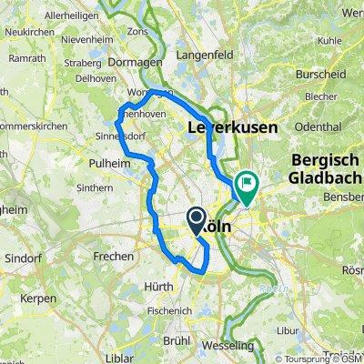 Runde um Köln - Etappe 1
