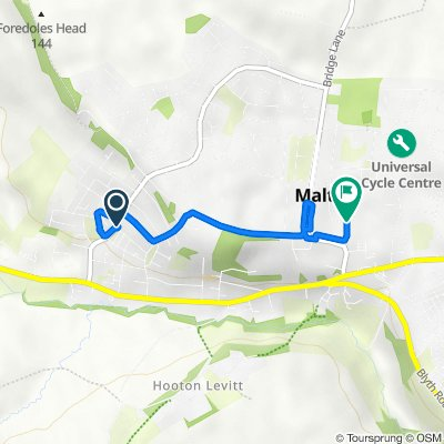 34 Addison Road, Rotherham to 20 Limesway, Rotherham