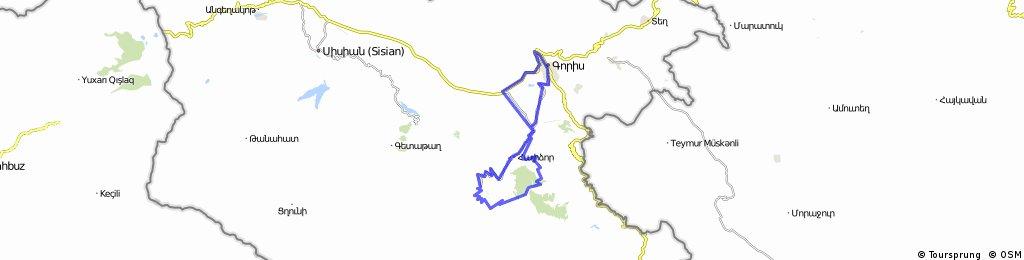 Goris - Tatev - Goris