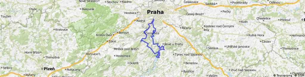 3 Rivers from Prague