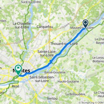 Mauves-sur-Loire / Nantes
