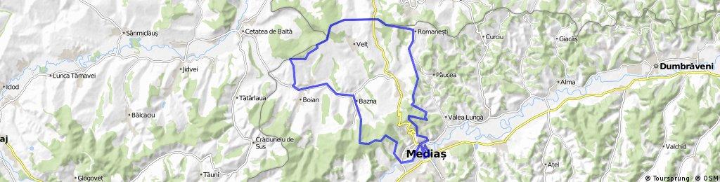 MMM 2012 - Traseu 50