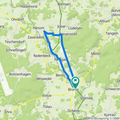 Mühlenstraße 9, Brome nach Braunschweiger Straße 4, Brome