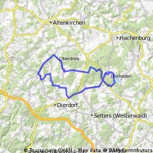 Puderbach zum Dreifelder Weiher
