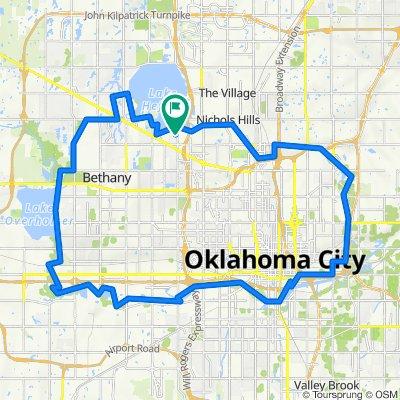 OKC Tour 45 CCW
