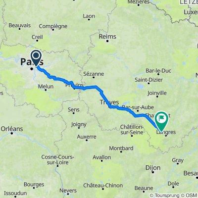 Montreuil - Beauchemin 285km