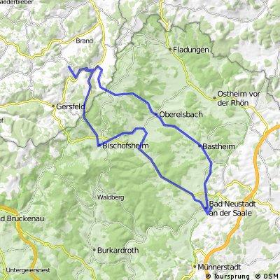 Bad Neustadt Wasserkuppe