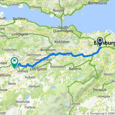 16/13 Orwell Pl, Edinburgh to Whitehill Industrial Estate, 2 Inchmuir Road, Bathgate