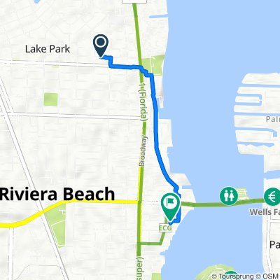 336 Greenbriar Dr, Lake Park to 224 E 23rd St, Riviera Beach