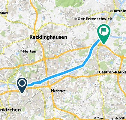 nach Henrichenburg