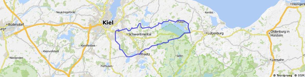 Kiel-Elmschenhagen - Selenter See