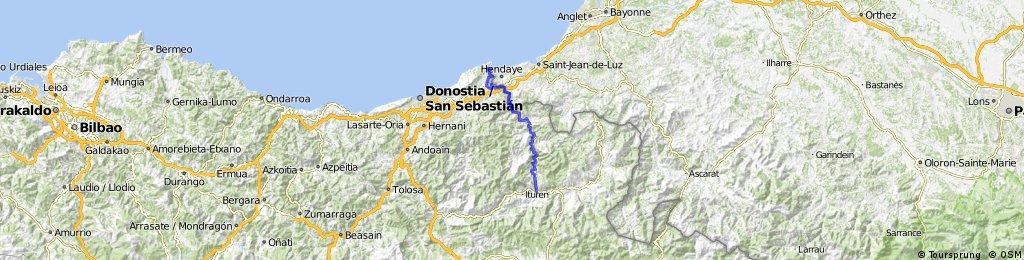 Doneztebe - Hondarribia