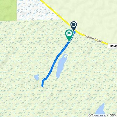 21004 Tamiami Trail E, Naples to 21004 Tamiami Trail E, Naples