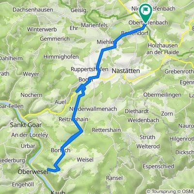 Obertiefenbach - Dörscheid 51,8 - 840