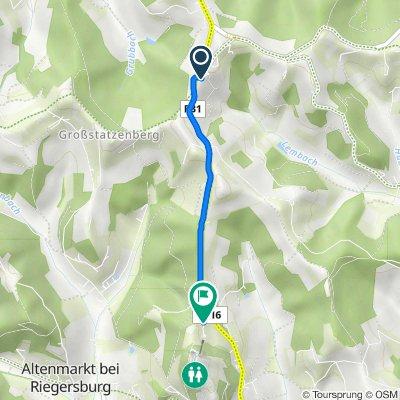 Lembach bei Riegersburg 16, Lembach-Egg nach Riegersburg 216, Riegersburg