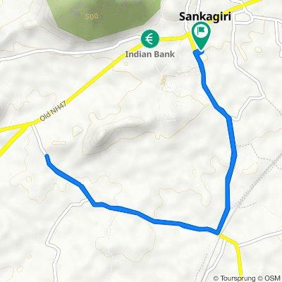 Sankari to Sankari