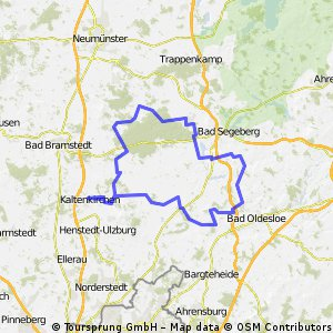 Travethal - Walstedt Runde