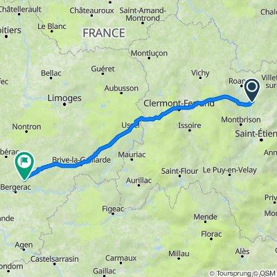 De D1, Néronde à La Roque-Basse, Saint-Martin-des-Combes