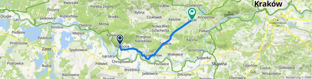 Rusocice 33, Czernichów do Liszki 229, Liszki