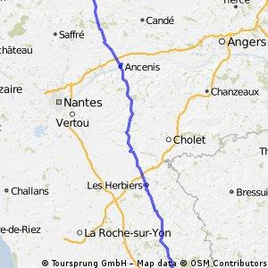 2009 2.Etappe Tour Vire - Sanse