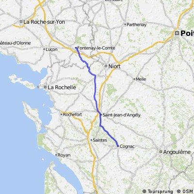 2009 3.Etappe Tour Vire - Sanse