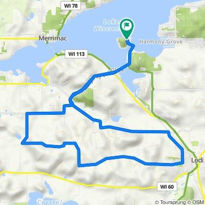 Lake Wisconsin Cycling