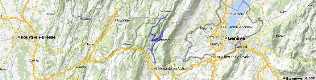 Belvedere des Avalanches
