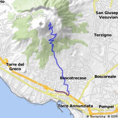 (Giro) Stage 4 Vesuvio