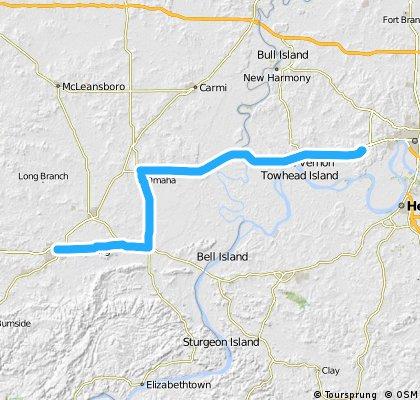 6-5-2011 Evansville - Harrisburg
