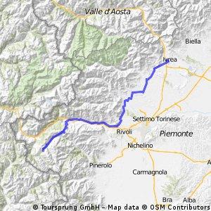 (Giro) Stage 20 Ivrea-Sestrieres