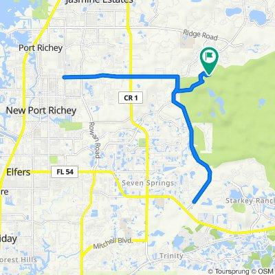 Starkey Trail Route 2