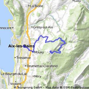 Aix-les-Bains Mont Revard