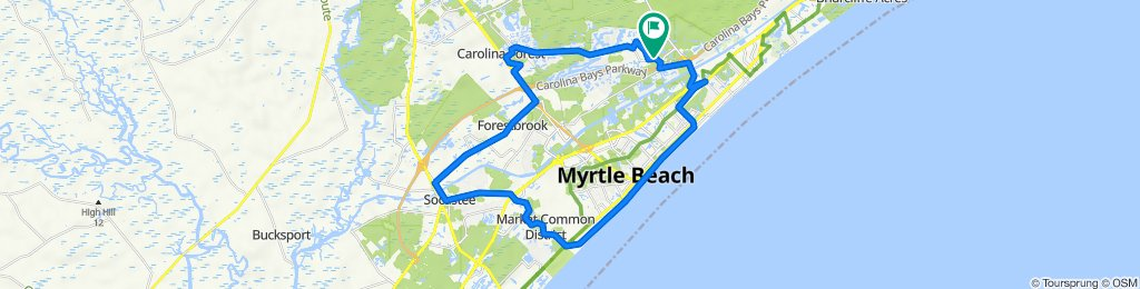 765 Dragonfly Dr, Myrtle Beach to 765 Dragonfly Dr, Myrtle Beach