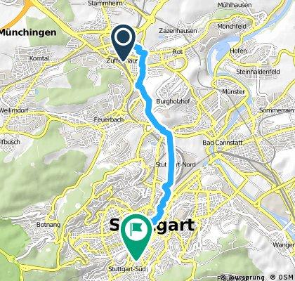 Stuttgart optimiert CLONED FROM ROUTE 822994