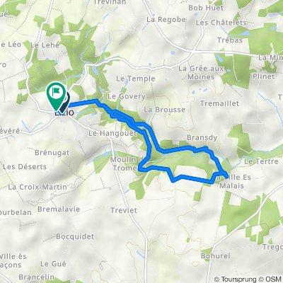 De Rue des Forges 3, Lizio a Rue Colin 5267B, Lizio