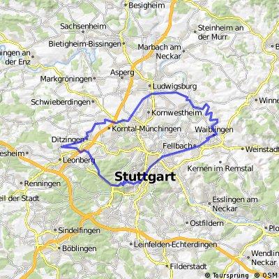 Ludwigsburg-Rems-Stuttgart