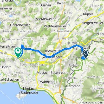 Bayer 6, Hohenweiler nach Lindau (Bodensee)