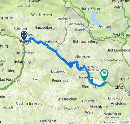 Passau - Ottensheim