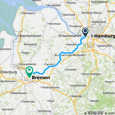 HAMBURG - BREMEN 08.05.11