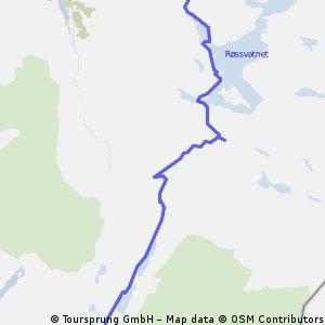 Trondheim - Tromso - 4ème Etape