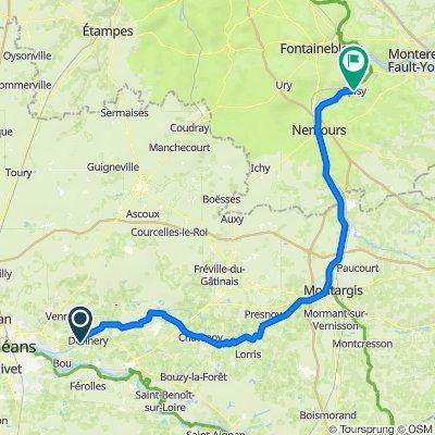 Route nach 28 Grande Rue, Episy