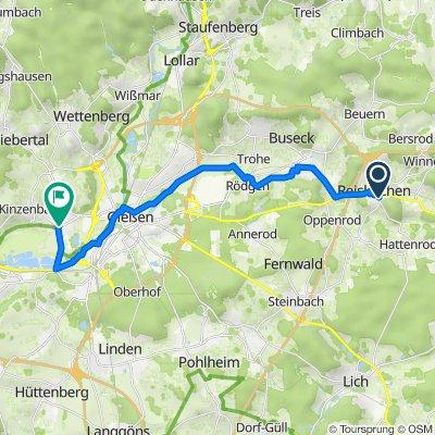 Gartenstraße 28, Reiskirchen nach Marktstraße 8, Heuchelheim