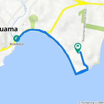 De Rua Medéa da Mota, 356, Araruama a Rua Medéa da Mota, 356, Araruama