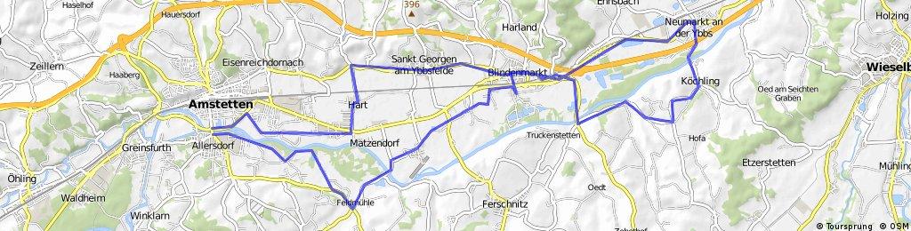 Amstetten-Neumarkt-Amstetten