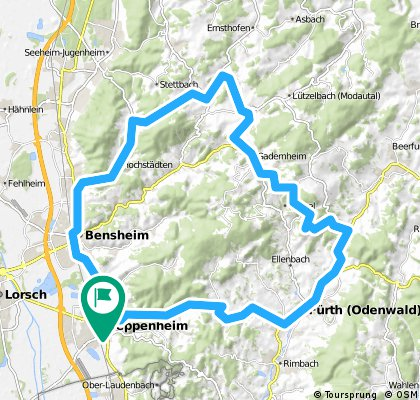 HP-Auerbach-Hochstädten-Lindenfels-Fürth-HP