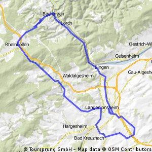 Badenheim-Rheinböllen-Bacharach